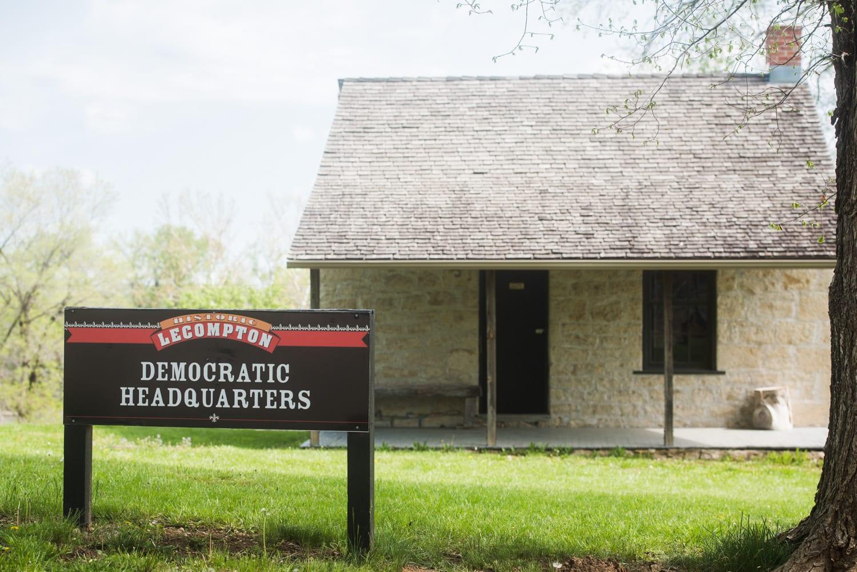 领土民主党总部